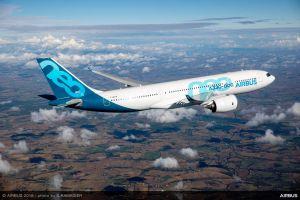 A330-800 bekommt Zulassung von EASA und FAA
