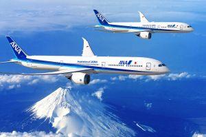 ANA bestellt neue 787 Dreamliner