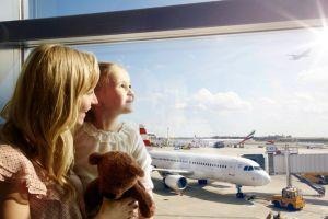 Besucherwelt am Airport VIE als Ziel immer beliebter