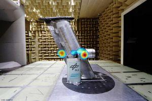 DLR entschlüsselt Lärmentstehung im Landeanflug