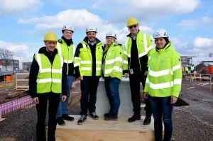 MTU Maintenance beginnt Bau für Büros in Hannover
