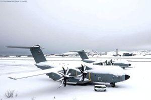 Übung CR20 wird für A400M zum Einsatz