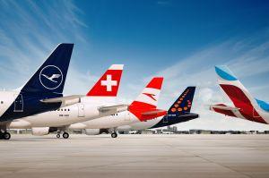 Flugbetrieb eingestellt: Lufthansa streicht zusammen