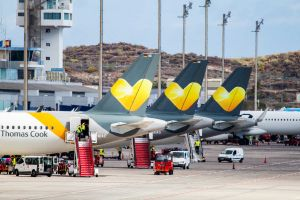 Luftbrücke nach Deutschland: Condor fliegt