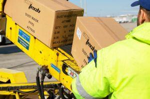 Fraport Cargo-Flüge legen zu – mit leeren Airlinern