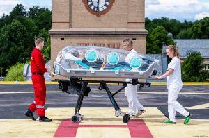DRF Luftrettung ordert mobile Isolierstationen