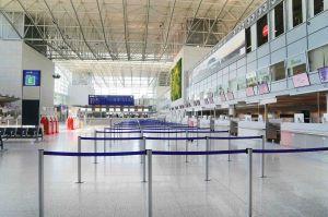 Coronakrise: Flughäfen verschlanken Betrieb