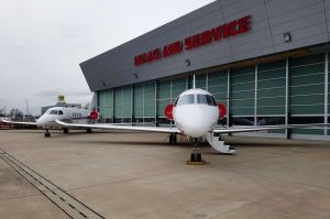 Cessna Citation Latitude: Instandhaltung in Bremen