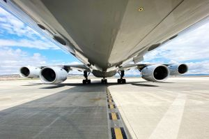 Lufthansa schließt Rückholung Deutscher ab – A340-Ende