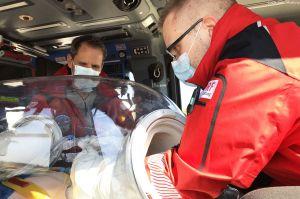 DRF Luftrettung: Weitere Hubschrauber mit EpiShuttle