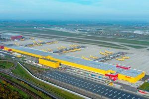 Luftfrachtverkehr stabil am Leipzig/Halle Airport