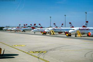 Jets bei Austrian Airlines werden zu