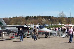 Flieg in den Mai: Airport Mengen EDTM öffnet wieder