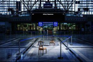 1 zu 1 Konzerte im Terminal 1 am Flughafen