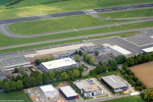 Nur 3.576 Fluggäste am Flughafen Dortmund im April