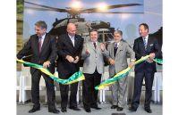 Produktionsstätte für Eurocopter EC725 in Brasilien