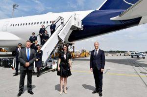 Lufthansa fliegt im Airbus A350 wieder nach Los Angeles