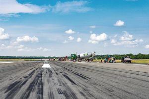 Hamburg Airport gibt Bahn früher frei