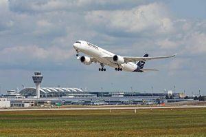 Flughafen München bald wieder mit 90 Zielen