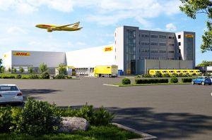 DHL am Airport München: Ausbau für Expressfracht