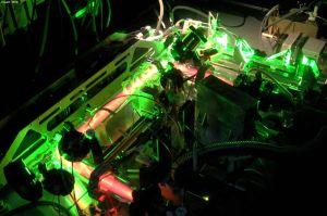 Homeoffice rettet Plasma-Experimente auf der ISS