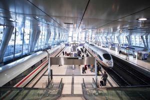 Lufthansa Express Rail: aus mehr Städten zum Fraport