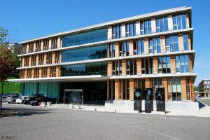 Airport Lugano nach Umbruch mit EASA-Siegel