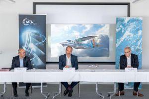 Brennstoffzelle in Entwicklung: DLR forscht mit MTU