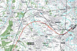 RNP hilft für verbesserte Abflugroute ab Düsseldorf