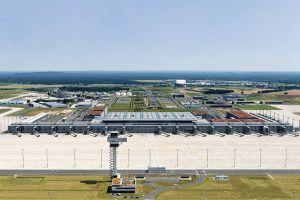 Eröffnung des BER: Luftsicherheitsbereich ist aktiviert
