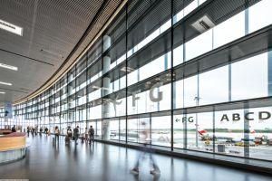 Einbruch bei Passagierzahlen immer noch enorm in Wien