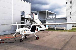 Pipistrel Velis: Elektro Kleinflugzeug auf Reise zur Nordsee
