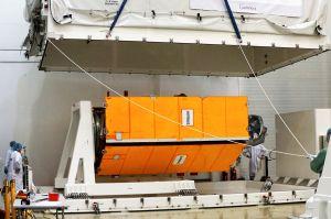 Satellit Sentinel-6: Der Meeresforscher bereit zum Abflug