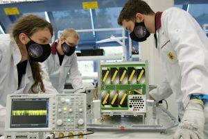 TU Berlin empfängt SALSAT-Daten aus der Umlaufbahn