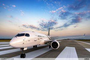 ACJ TwoTwenty: So sieht`s aus im A220 Business Jet
