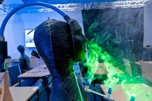 Luftfahrtforschung gegen Corona im Klassenzimmer