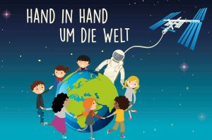 DLR: Malwettbewerb schickt Bilder auf die ISS