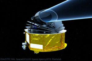 Ariel: Neues Weltraumteleskop mit Exoplaneten im Fokus