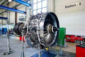 MTU Maintenance versorgt A320-Triebwerk bei Air Serbia