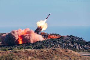 Luftabwehr der NATO: Scharf schießen auf Kreta