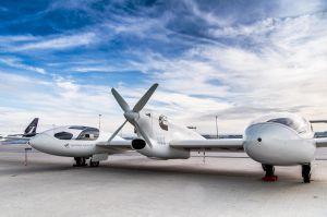 Hy4: Testflüge mit Wasserstoff und Brennstoffzelle