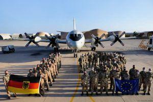 Marineflieger aus Afrika wieder heimgekehrt