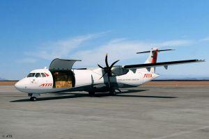 Neue ATR 42/72 fliegt – mehr Technik von Liebherr