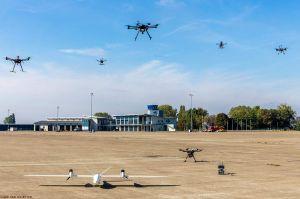 Drohnen im Luftverkehr: Gefahren sicher umfliegen