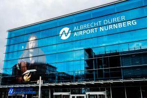 Abfindung und Einstellungsbremse am Flughafen Nürnberg