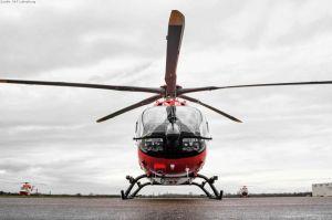 Fünfblattrotor auf H145 jetzt bei DRF Luftrettung