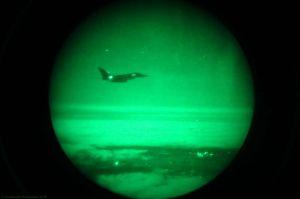 Eurofighter üben CAS mit JTAC im Baltikum