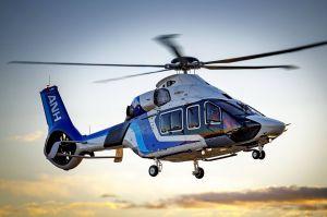 Jungfernflug der ersten H160 für Japan