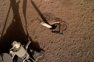 Maulwurf auf dem Mars