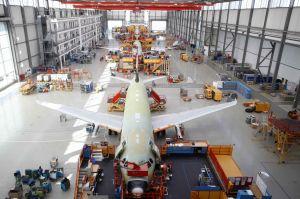 Airbus steigert Produktion der Familie A320